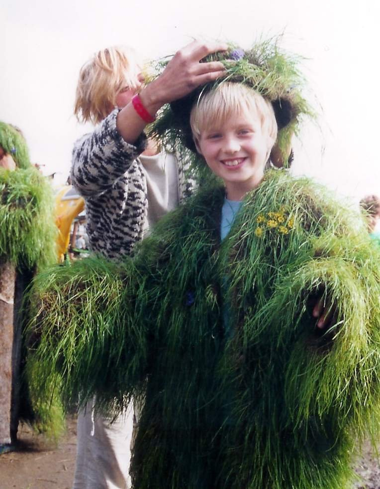 2002 Grass coat 1