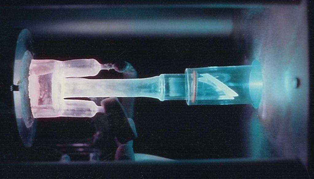 1975 Laser