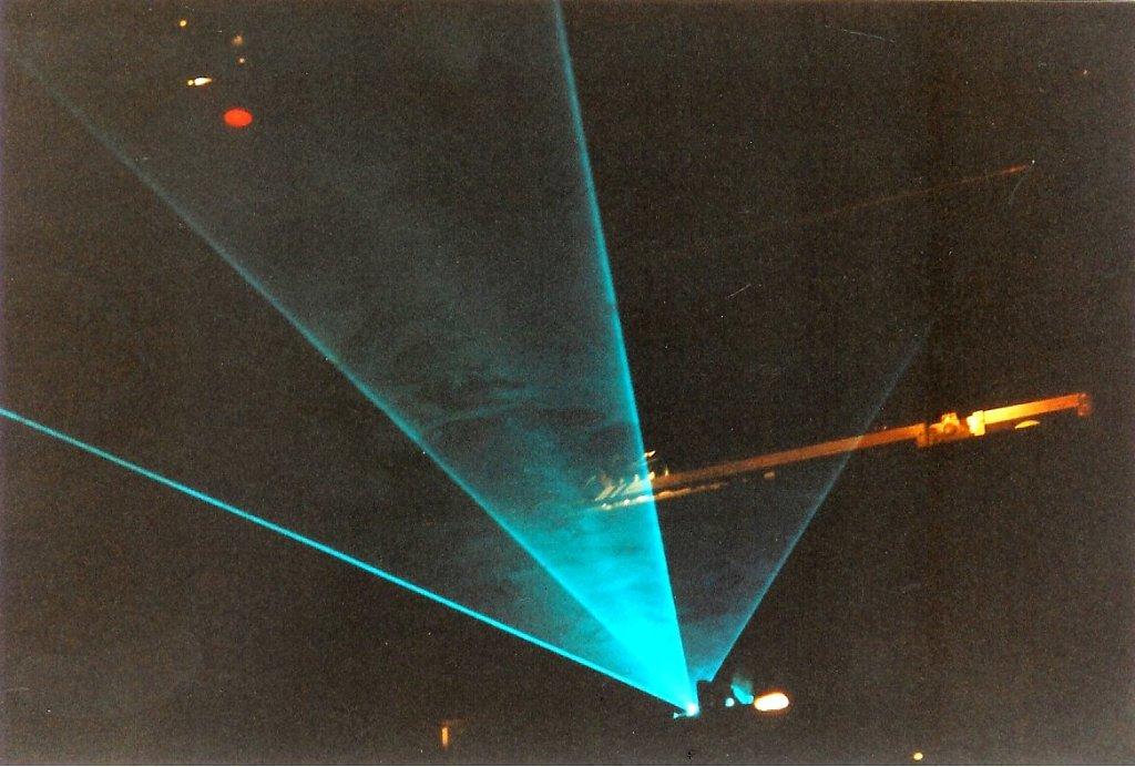 1976 Lasershow 2